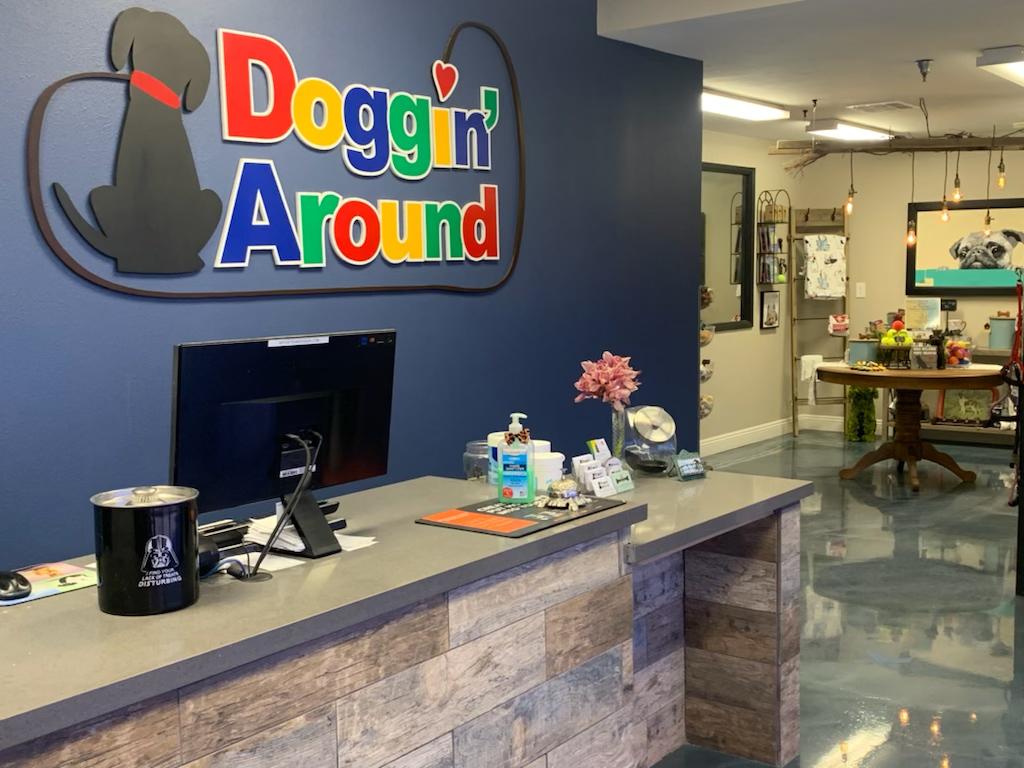 Doggin' Around Daycare